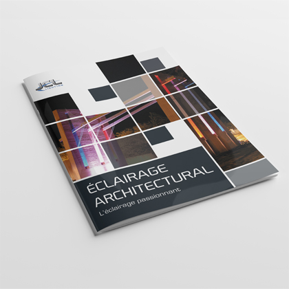 Nouveau catalogue éclairage Architectural JCL LIGHTING